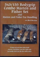 5x5/155 Bodygrip Combo Marten and Fisher Set