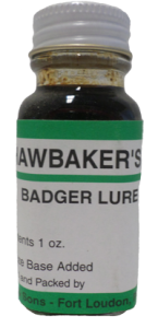 Badger Lure