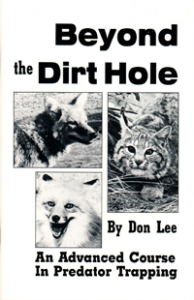 Beyond the Dirt Hole