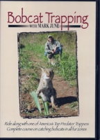 Bobcat Trapping with Mark June
