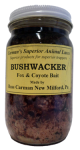 Bushwacker Fox & Coyote Bait