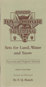 Expert Fox & Coyote Trapping