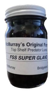 FSS Super Gland, Trapping, Lures, Baits, Predator Lures