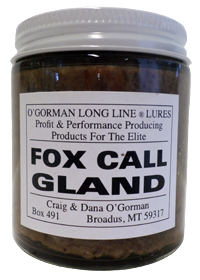 Fox Call Gland