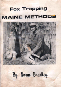 Fox Trapping Maine Methods