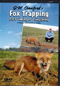 Fox Trapping Part Timing or Longlining