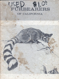 Furbearers of California