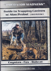 Predator Madness Guide to Trapping Canines