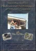 Introduction to Professional Techniques of Wildlife Control