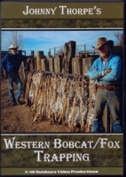 Western Bobcat/Fox Trapping