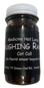 Laughing Raven Cat Call