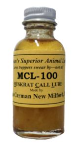 MCL-100 Muskrat Call Lure