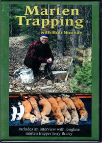 Marten Trapping