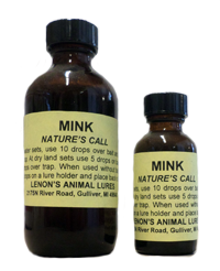 Mink Natures Call