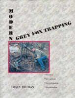 Modern Gray Fox Trapping Book