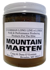 Mountian Marten Call
