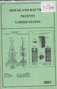 Mouse & Rat Trap Patents