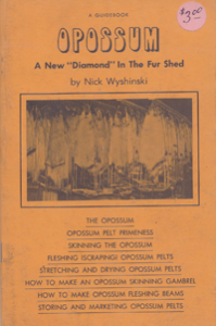Opossum: A New Diamond in the Fur Shed