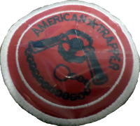 Sew On Patch American Trapper