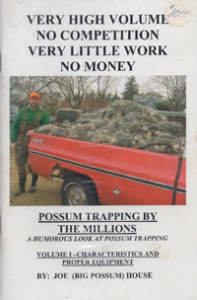 Possum Trapping by the Millions
