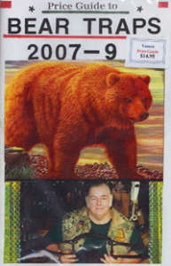 Price Guide to Bear Traps 2007-2009