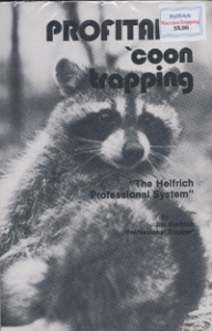 Profitable Coon Trapping