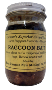 Raccoon Bait
