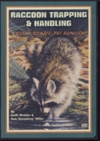 Raccoon Trapping & Handling