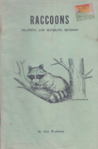Raccoons Trapping & Handling Methods