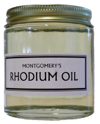 Rhodium Oil