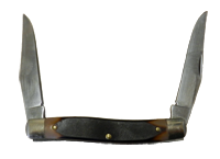 Schrade Old Timer Trapper Knife #770T