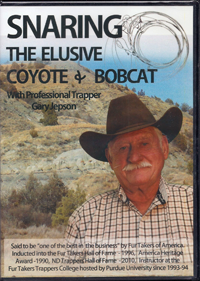 Snaring the Elusive Coyote & Bobcat