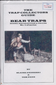 The Trap Collectors Guide - Bear Traps