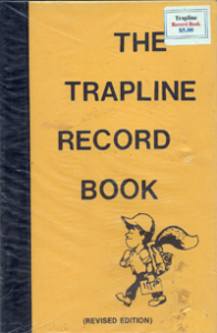 The Trapline Record Book