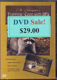 Trapping Coon with DP's
