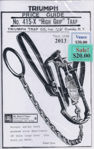 Triumph Price Guide