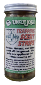 Trapping Scent Strips