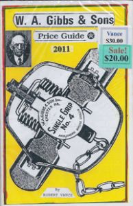 W.A. Gibbs & Sons Price Guide 2011