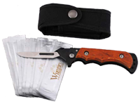 Wiebe Wicked Sharp Folding Scalpel Knife