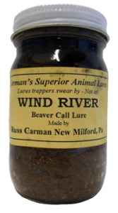 Wind River Beaver Lure