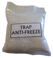 Trap Anti-freeze